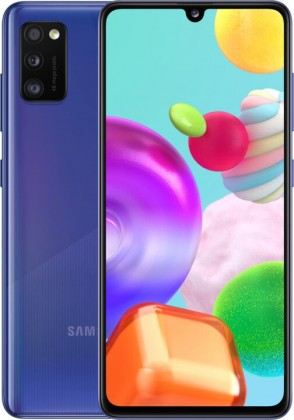 Samsung Galaxy A Mobilný telefón Samsung Galaxy A41 4GB/64GB, modrá