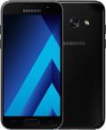 Samsung Galaxy A3 2017, čierna