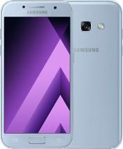 Samsung Galaxy A3 2017, modrá + darčeky