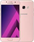 Samsung Galaxy A3 2017, růžová
