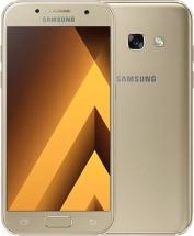 Samsung Galaxy A3 2017, zlatá ROZBALENÉ