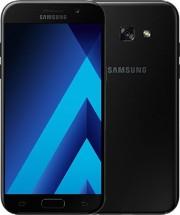 Samsung Galaxy A5 2017, čierna + flipové pouzdro