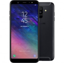 Samsung Galaxy A6+  SM-A605 Black