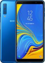Samsung Galaxy A7  SM-A750 Blue + darčeky
