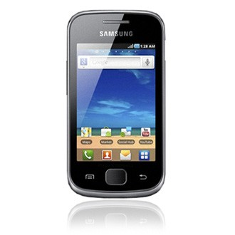 Samsung Galaxy Gio (S5660), čierny