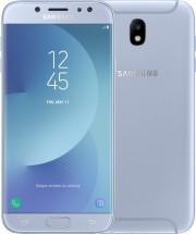 Samsung Galaxy J7 2017 SM-J730 Dual SIM Silver Blue + darček