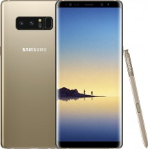 Samsung Galaxy Note 8 Gold