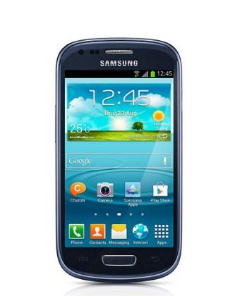 Samsung Galaxy S III mini (i8190), modrý