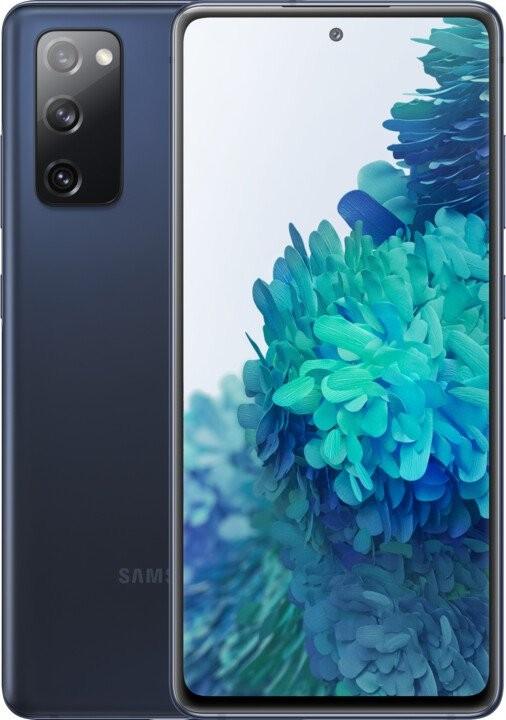 Samsung Galaxy S Mobilný telefón Samsung Galaxy S20 FE 6GB/128GB, modrá