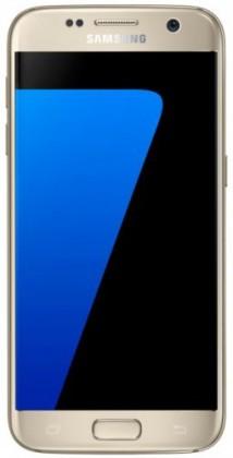 Samsung Galaxy S7 G930F 32GB, zlatá + Samsung Gear VR