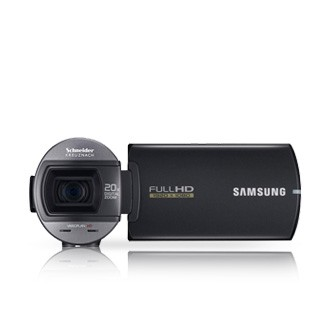 Samsung HMX-Q10, čierna