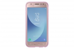 Samsung Jelly Cover J3 2017,  pink