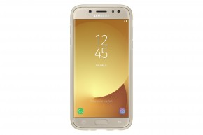 Samsung Jelly Cover J5 2017,  gold
