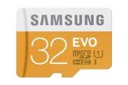 Samsung micro SDHC 32GB Class 10 EVO + SD adaptér