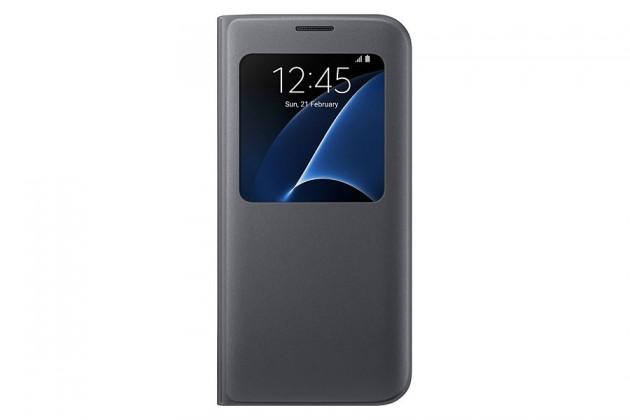Samsung púzdro pre Galaxy S7 Edge EF-CG935PB, čierna
