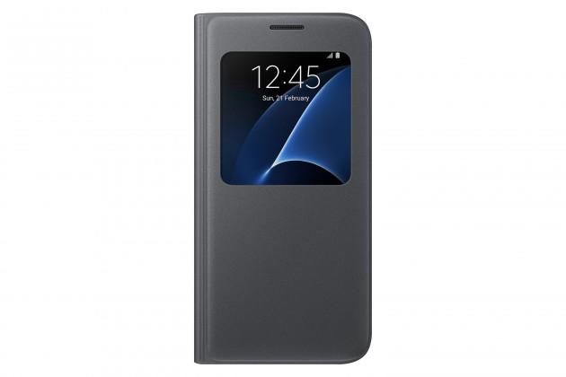 Samsung púzdro pre Galaxy S7 EF-CG930PB, čierna