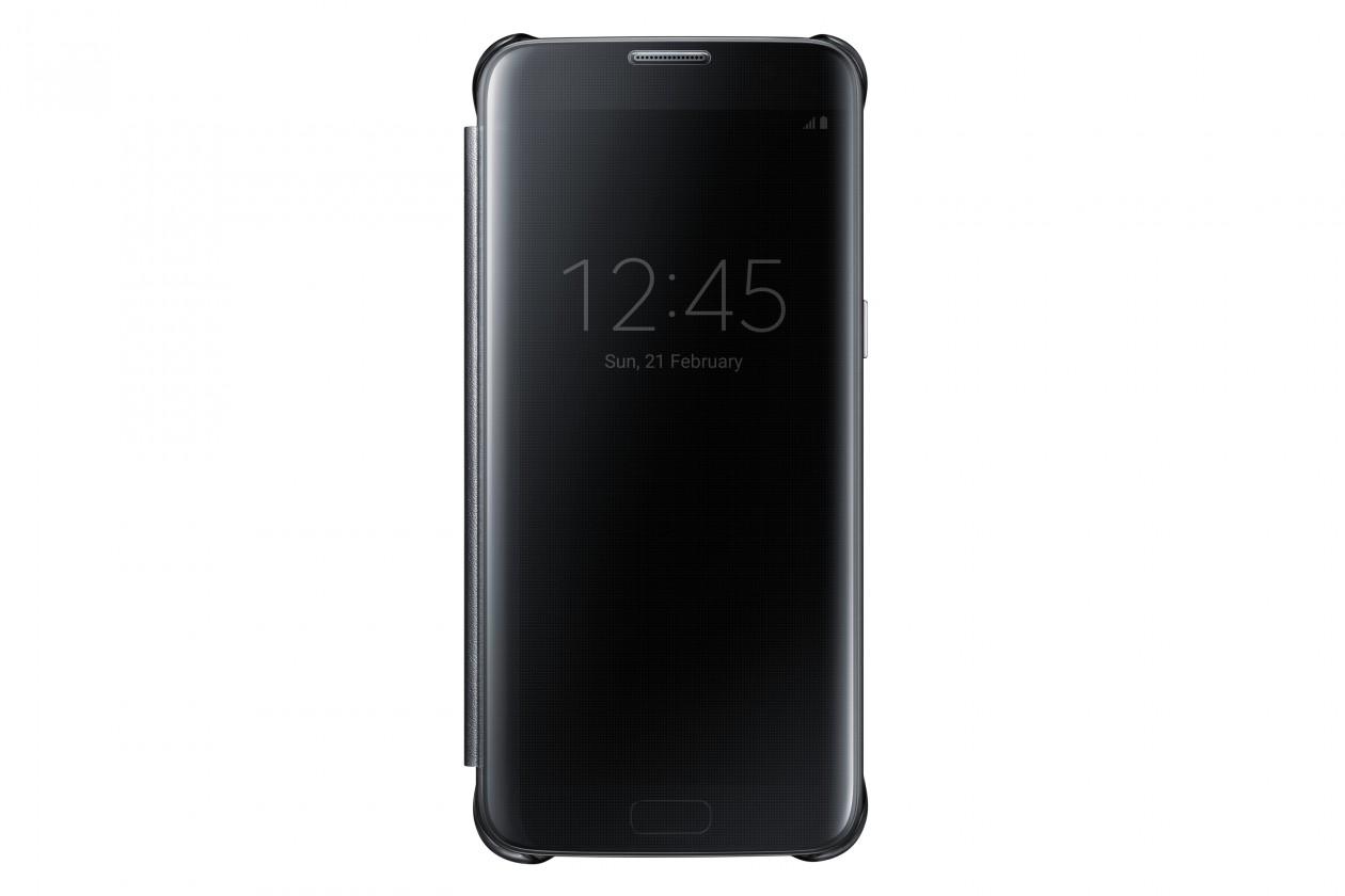 Samsung púzdro pre Galaxy S7 EF-ZG935CB, čierna