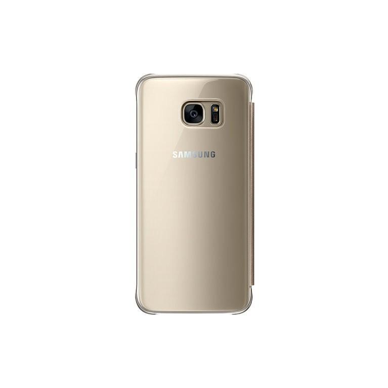 Samsung púzdro pre Galaxy S7 EF-ZG935CF, zlatá ROZBALENÉ