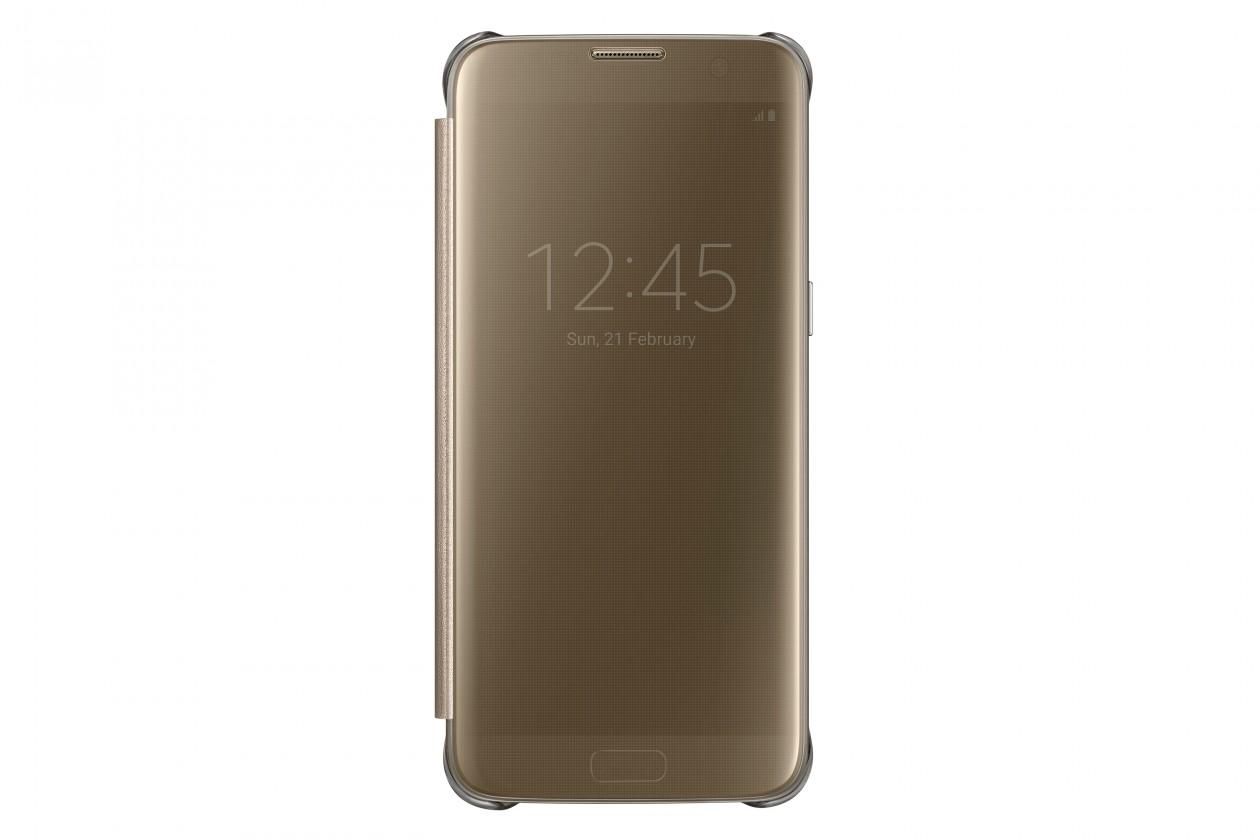 Samsung púzdro pre Galaxy S7 EF-ZG935CF, zlatá