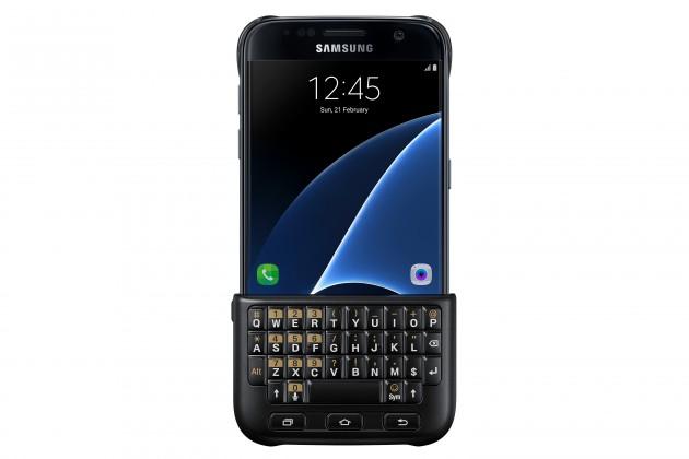 Samsung púzdro pre Galaxy S7 EJ-CG930UB, čierna