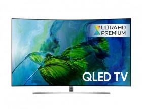 Samsung QE55Q8C + čistiaca sada na TV