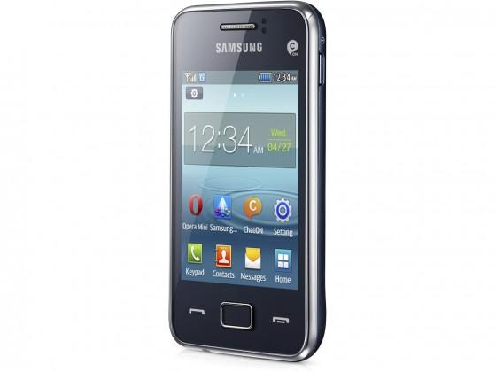 Samsung Rex 80 (S5220R), modrý