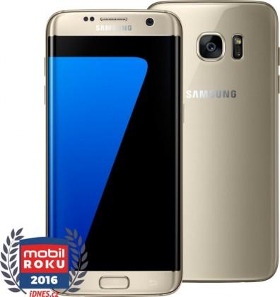 Samsung Samsung Galaxy S7 Edge G935F 32GB, zlatá