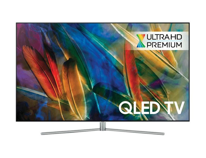 Samsung Smart TV Smart televízor Samsung QE49Q7F (2017) VADA VZHĽADU, ODRENINY