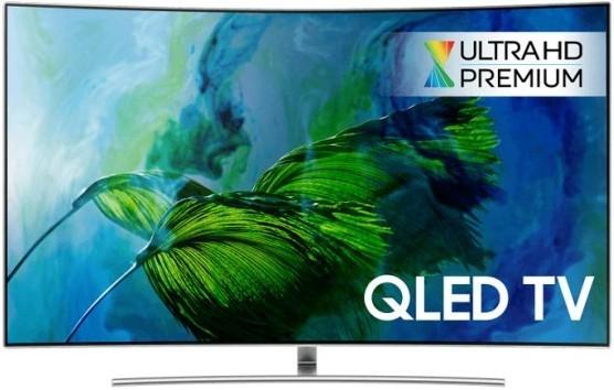 """Samsung televízory Smart televízor Samsung QE75Q8C (2017) / 75"""" (189 cm)"""
