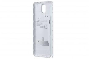 Samsung zadný kryt (bezdrát. nabíjanie) pre Galaxy Note 3, biela