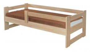 Sante - rám postele so zábranou (rozmer ložnej plochy - 200x90)