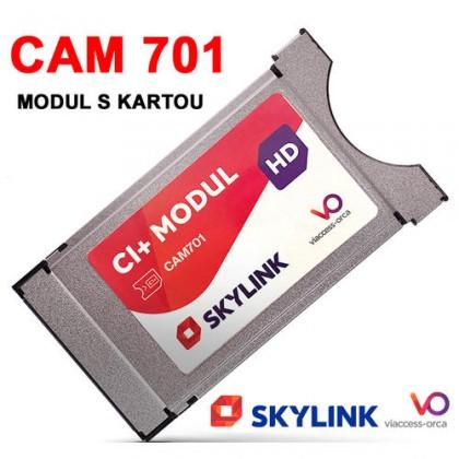 Satelitné príslušenstvo Dekódovací modul Viaccess CAM701