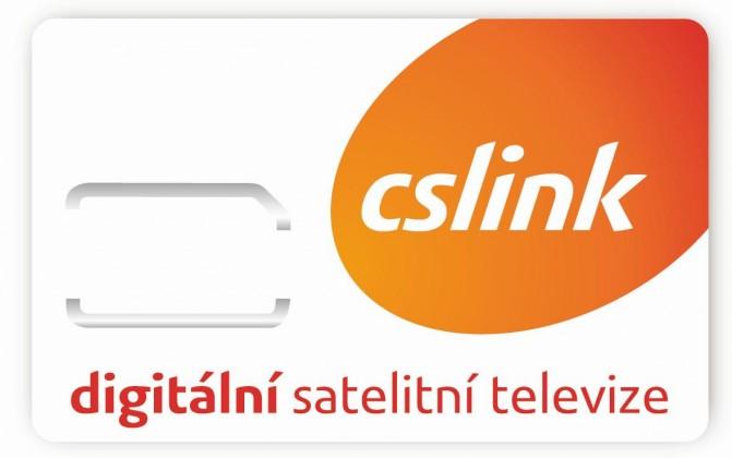 Satelitné príslušenstvo  Karta CS LINK na 1 rok