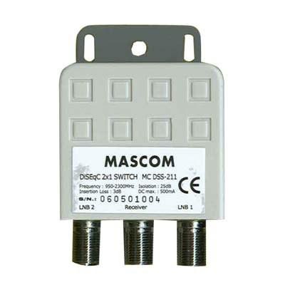 Satelitné príslušenstvo  Mascom MC-DSS211