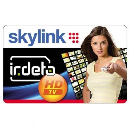 Satelitné príslušenstvo  Skylink Irdeto HD
