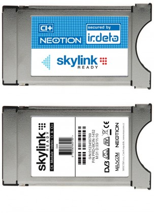 Satelitné príslušenstvo Skylink Neotion Irdeto CI+ ROZBALENO