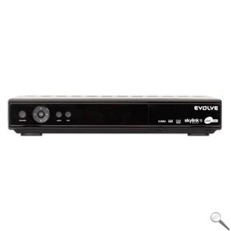 Satelitný prijímač  EVOLVEO HD satelitní přij. BlueStar HD (USB PVR,Irdeto,Full HD,H.
