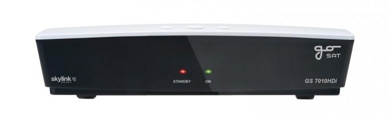 Satelitný prijímač GoSAT DVB-S2 HD prijímač GS 7010HDi