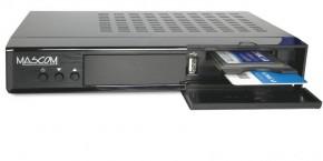 Satelitný prijímač Mascom MC 4300HDCI