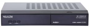 Satelitný prijímač Mascom MC2350HD-IR, Skylink