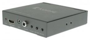SCART + HDMI – HDMI™ prepínač/prevodník