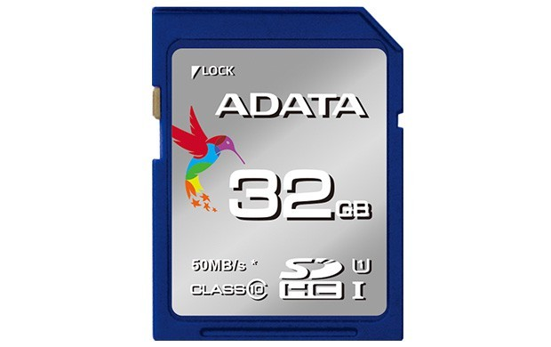 SDHC A-Data SDHC Premier 32GB UHS-I class 10