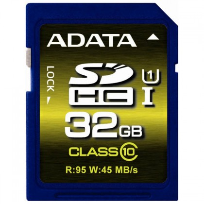 SDHC A-Data SDHC Premier Pro 32GB UHS-I class 10