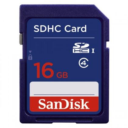 SDHC SanDisk SDHC standard 16GB (SDSDB-016G-B35)