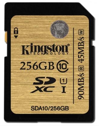 SDXC Kingston SDXC Ultimate 256GB Class 10 UHS-I