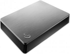 Seagate Backup Plus Portable 5TB, stříbrná STDR5000201