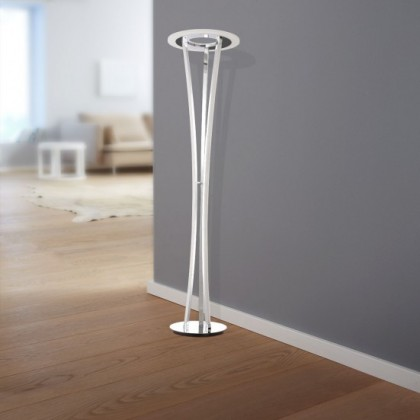 Seattle - Lampa, LED (chróm)