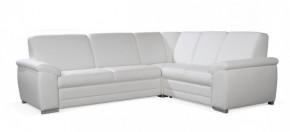 Sedacia súprava Nuuk (cayenne 1111 white) - II. akosť