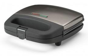 Sendvičovač Black+Decker BXSA750E, 750W, nerez