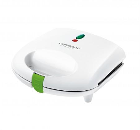 Sendvičovač Sendvičovač Concept SV3020, 700W, biely